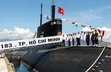 Local shipbuilder partners with Russia
