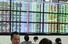 Vietnam shares drop on energy stock