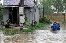 Over 45.9 billion VND raised to support central flood victims