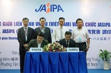 Vietnam, Japan promote cooperation in IT sector
