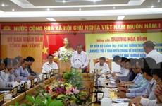 Deputy PM urges efforts to hasten mass fish death compensation