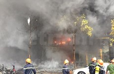 Karaoke bar fire in Hanoi kills at least 13