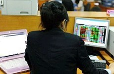 Shares fall for third straight day