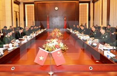 VN, China hold 6th deputy ministerial-level defence strategic dialogue