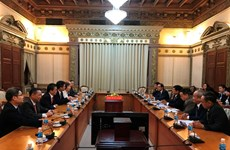 HCM City, Guangdong province hold immense cooperation potential