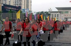 Third Vietnam-China Youth Festival kicks off in Lang Son