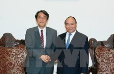 PM hopes for expanded Vietnam-Japan relations
