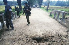 Myanmar: Eight dead in army and militants' clashes