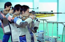 Vietnam leads SE Asian Shooting Association Champs 2016