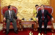 Laos values cooperation with Vietnam in border area development