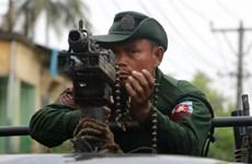 Myanmar: 35 suspected violent attackers arrested