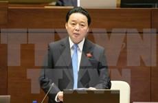 Top legislator orders measures to tackle environmental pollution