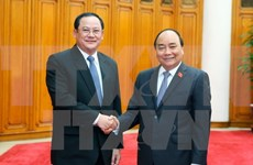 Vietnam, Laos accelerate investment projects