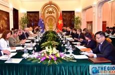 Vietnam, Australia hold deputy ministerial-level strategic dialogue