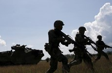 US, Philippines agree to reduce joint exercises
