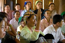 Dialogue promotes gender equality in Vietnam