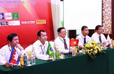 Binh Duong Television Int'l Football Tournament to kick off