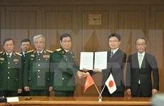 Vietnam-Japan defence ties effective
