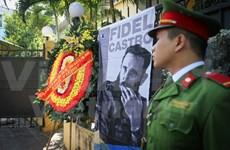 Vietnamese people grieve for Fidel Castro