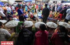 A tour around biggest ethnic market in Lai Chau