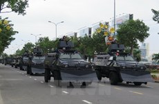 Vietnam's security foreces ready for APEC Economic Leaders' Week
