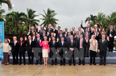 APEC foreign, economic ministers gather at 29th meeting