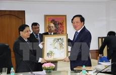 Vietnam, India step up judicial cooperation