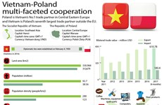 Vietnam-Poland multi-faceted cooperation