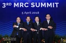 Prime Minister Nguyen Xuan Phuc attends third MRC Summit