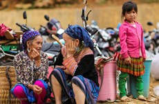 Can Cau Market - untouched ethnic identity in northwest of Vietnam