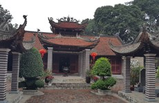 Millennium-old communal house named special national relic site