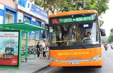 Hanoi plans 300 extra bus journeys on National Day