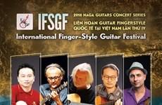 Vietnam International Finger-Style Guitar Festival