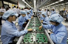 Industrial production up 9.8% in southern region