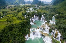 Ban Gioc Waterfall Festival to open in Cao Bang