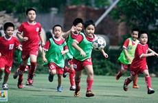 Football fans pin hope on young generation