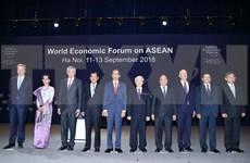 World Economic Forum on ASEAN opens  in Hanoi