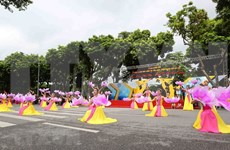 Hanoi calls for votes to become world's leading city destination