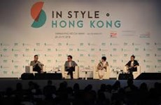 Hong Kong's promotion campaign opens in HCM City