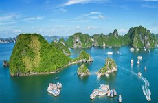 Quang Ninh tourism sector welcomes 10 million visitors