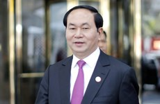 Last working week of President Tran Dai Quang