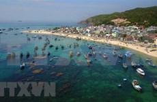 Seas and islands spur tourism development