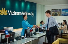 Vietnam Airlines rated as four-star airline by APEX