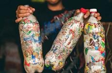 Hanoi young volunteers promote green habits