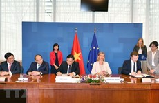 Vietnam, EU sign FLEGT-VPA to fight illegal logging