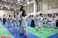 Japanese martial art Aikido benefits children