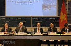 Vinh Phuc province steps up investment promotion efforts in US