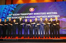 ASEAN to strengthen transport connectivity