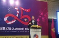 AmCham pledges to help connect US businesses with Vietnam