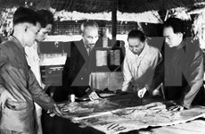 President Ho Chi Minh and the Dien Bien Phu Campaign